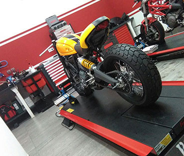 MESA MOTOS BIKE LIFT