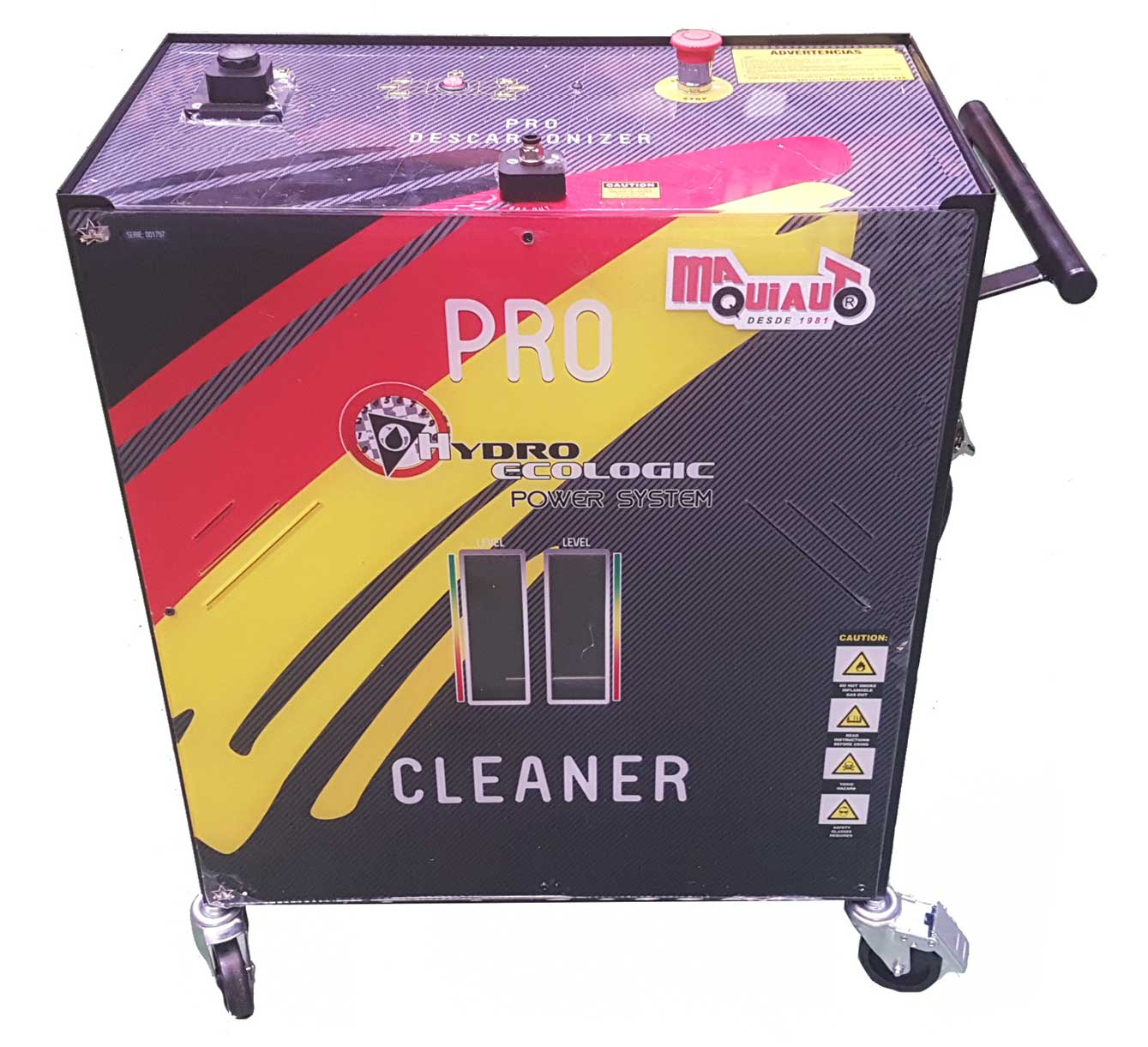 DESCARBONIZADORA PRO CLEANER