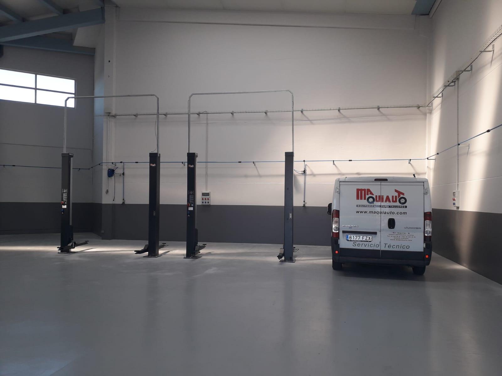 Instalación elevadores Smartlift